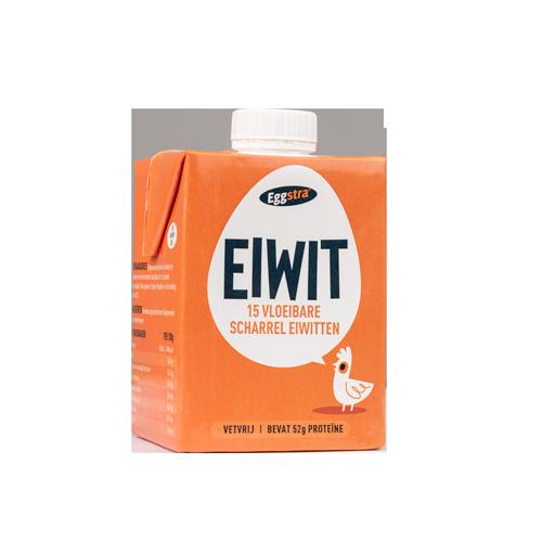 eggstra - vloeibaar eiwit
